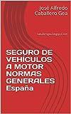SEGURO DE VEHÍCULOS A MOTOR NORMAS GENERALES España: caballerogea.blogspot.com