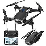 EACHINE E511S Drone con Camara HD Drone con Camara Profesional Estabilizador GPS 1080P Drone para Niños con Camara Drone x Pro RC Drone Plegable Drone App WiFi para iOS/Android Drone Video